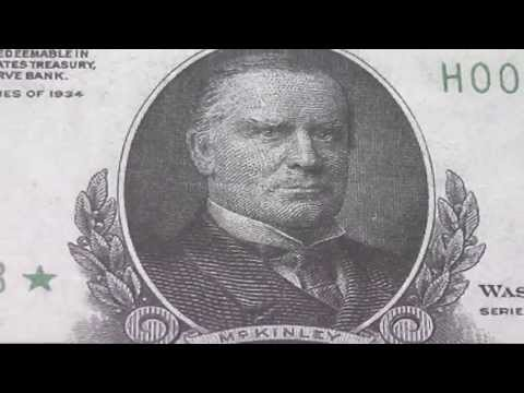 Who was William McKinley ? - The 500 US Dollar banknote