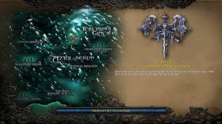 Warcraft 3 The Frozen Throne - A Symphony of Frost and Flame - Destroy Illidan