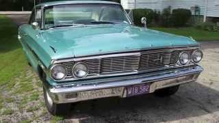 Ford Galaxie 500 XL 1964 Fastback Big Block For Sale
