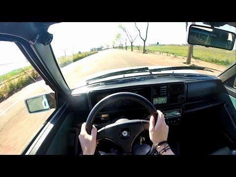 POV Driving: Lancia Delta HF Integrale Evoluzione 'Deltona'