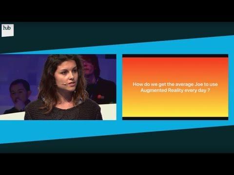 Bringing Augmented Reality to Everyone | Emeline Cadot & Luiz Strecker | hub.berlin 2017