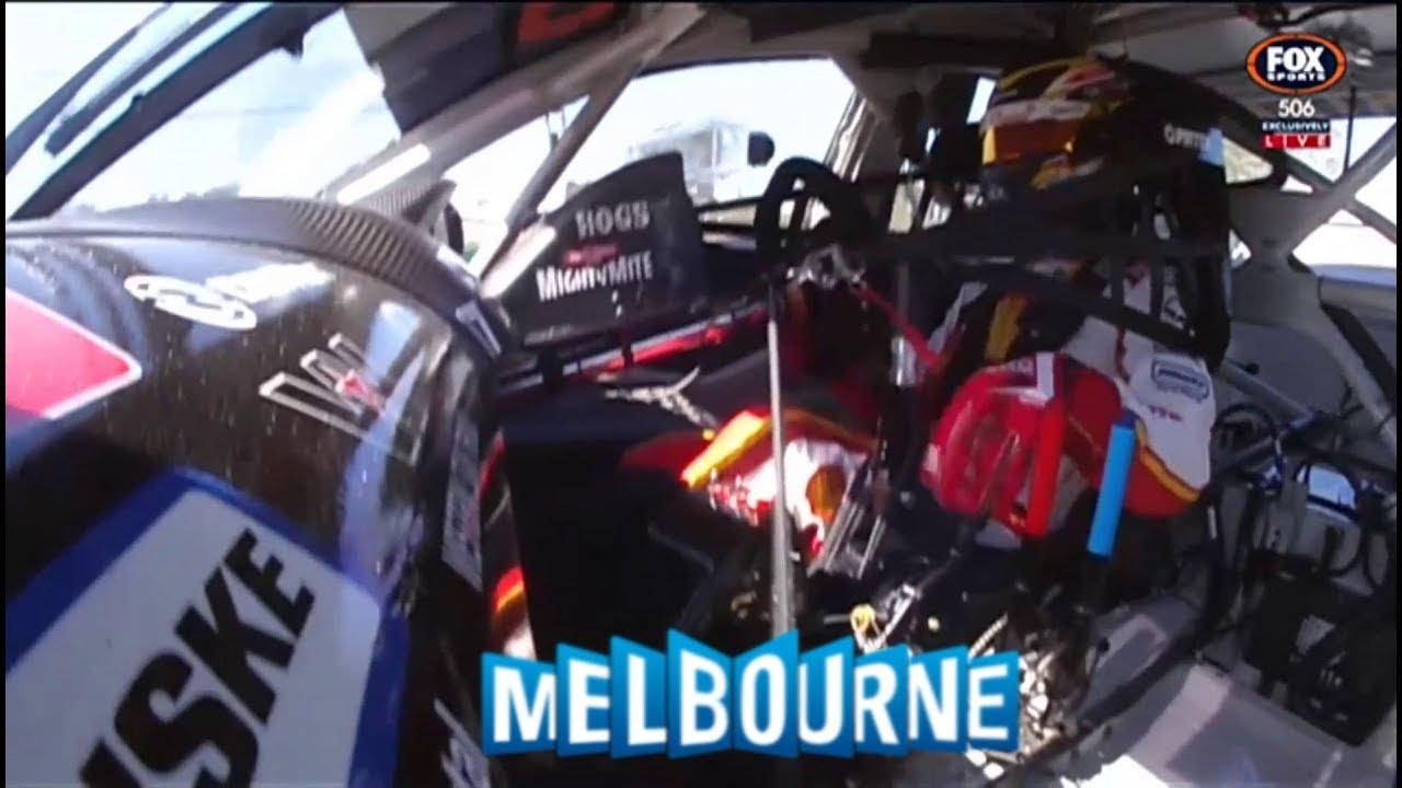 2018 V8 Supercars Scott Mclaughlin Ford Fg X Falcon Albert Park