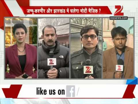 Assembly polls: Voting underway in Jammu and Kashmir, Jharkhand