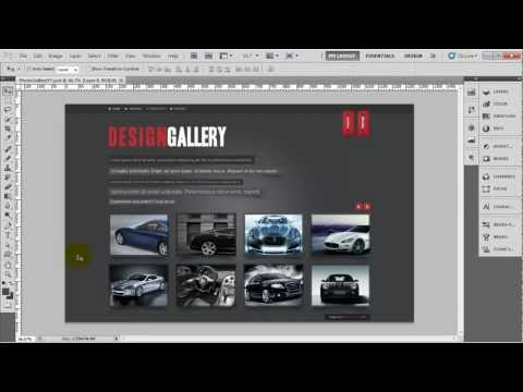 Photo Gallery #5: Setting Up The HTML & CSS