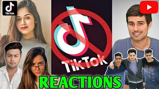 Tik Tok India Reacts To Ban | Big Tiktokers & Youtubers Reaction To Tik Tok Ban In India | Neon Man