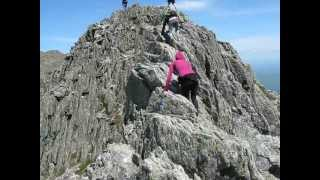 Mt. Katahdin - Knife Edge (Narrow Section #2)