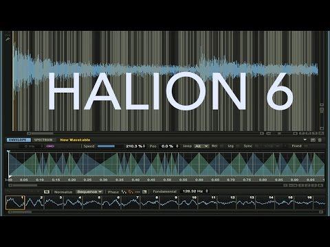 HALion 6 – Tutorial 01 – Wavetable Explained