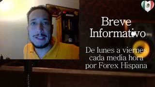 Breve Informativo - Noticias Forex del 24 de Octubre del 2017