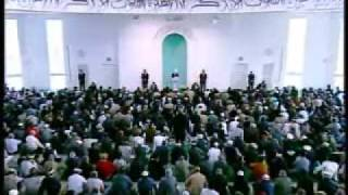Friday Sermon: 23rd October 2009 - Part 4/6 (Urdu)