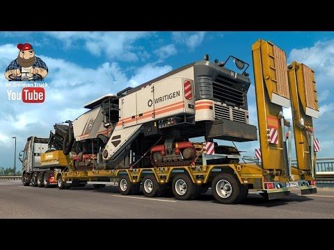 [ETS 2] Euro Truck Simulator 2 Heavy Cargo Pack DLC