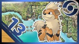 """Solution - #13 - Pokémon Or HEART GOLD - DS - """"En route pour Oliville !"""" - Walkthrough - FR"""