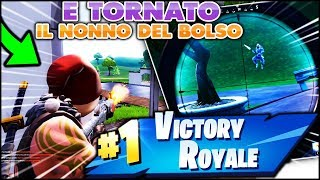 BOLSO'S NOT NO est TORNATO! 2 REAL WINS FORTNITE ITA
