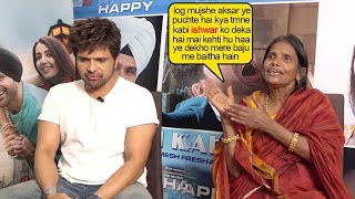 Himesh Reshamiyan CR!ES Again Hearing Ranu Mondal's Sweet Words For Him