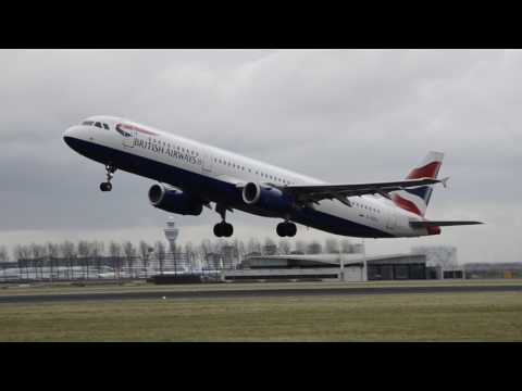 British Airways G-EUXJ Airbus A321-231