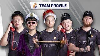 Fnatic - Team Profile (ECS Season 5 Final) thumbnail