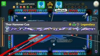 8 ball pool Legendary cue + All room Unlock +Dual Guidelines !NorooT