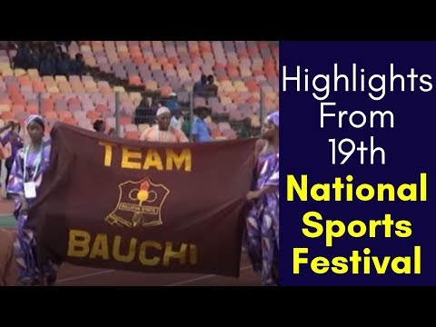 National Sports Festival Abuja 2018: See Highlights From Event
