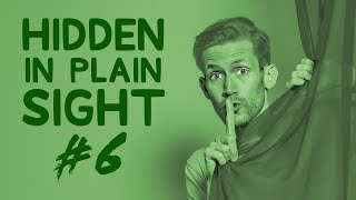 Download Can You Find Him in This Video? • Hidden in Plain Sight #6 Mp3 and Videos