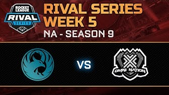 Rival Series NA Week 5 - Charlotte Phoenix vs Omni Nation