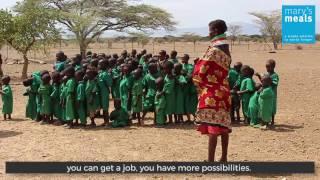 Kenya Close Up – Mary's Meals in Turkana