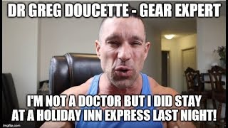 Greg Doucette Reponds To Eric Kanevsky's Claim That He Isn't a REAL PRO!