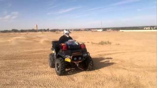 Quad Impact primo giorno da Douz al deserto.