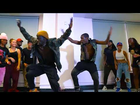 Patoranking Open Fire (Official Dance Video) Ft. Busiswa Mr Shawtyme X Pyrotech