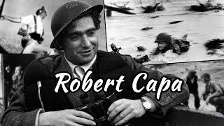 ROBERT CAPA #Photographe