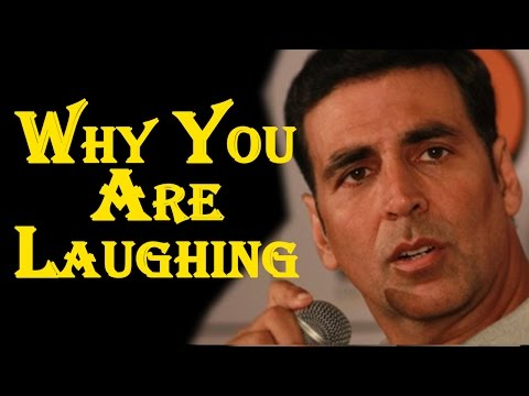 Akshay Kumar I Wake Up Early Why You Are Laughing