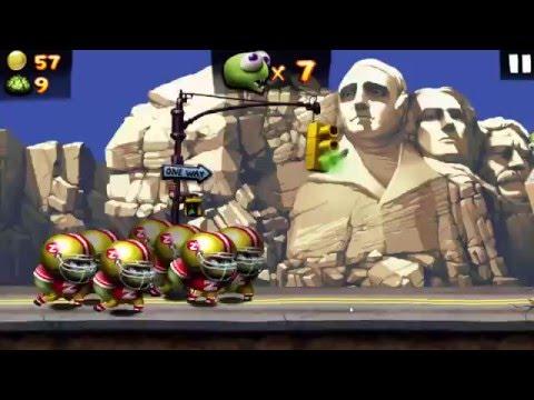 Baby game - zombie tsunami Mexico