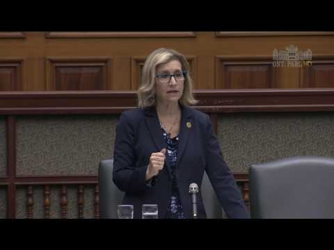 MPP Martow Speaks on Bill 89, Supporting Children, Youth and Families Act, 2016 (PART 2)