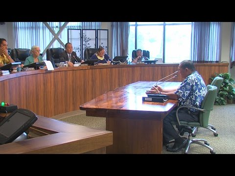Hawaii County Arborist Added To Budget (June 1, 2016)