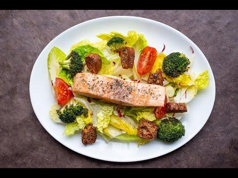 Sommersalat Rezept, 30 Minuten Salat Quickie mit Tipps für Varianten von Koch Thomas Sixt