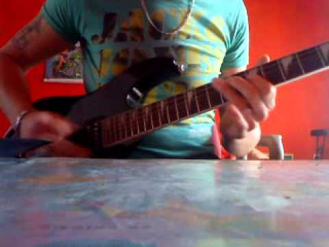 PUR:Abenteuerland Intro Guitar solo (Cover by me)