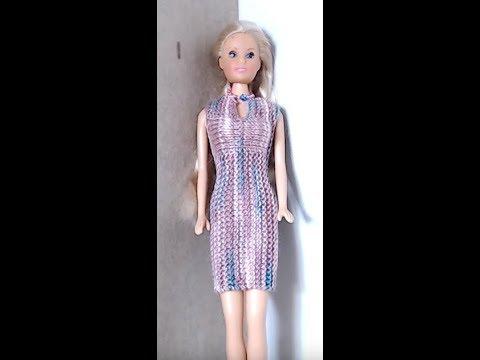 factory outlets reliable quality huge selection of Tuto de robe pour Barbie (droitier)