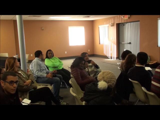 Servant Retreat January 2017 ( Workshop 1)