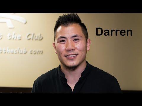 Darren's Bio - Massage at the Club Edgemont