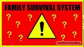 Family Survival System Review - Does Family Survival System Work Or Is It A Scam?