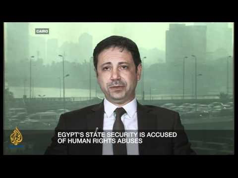 Inside Story - Egypt's state security