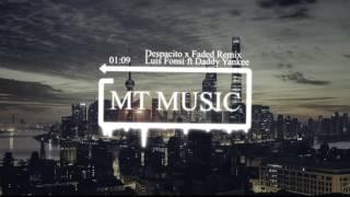 Despacito x Faded Mashup - Justin Bierber ft Luis Fonsi ft Daddy Yankee ( ANANTAVINNIE MASHUP)