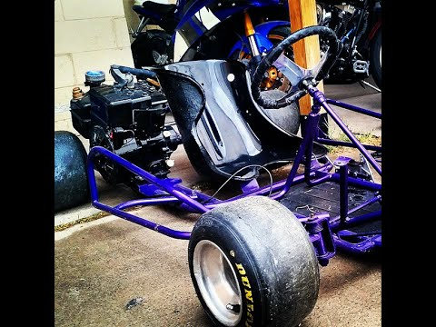 Briggs & Stratton Raptor 3 Engine Full Mod Racing Go Kart 50MPH 206 Cc