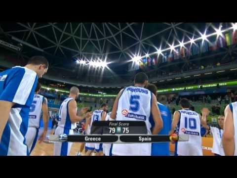 Εθνική Ανδρών | Ελλάδα-Ισπανία 79-75. Τα Highlights του αγώνα