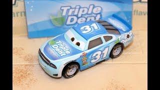 Mattel Disney Cars 3 Terry Kargas (Triple Dent #31) Piston Cup Racer Die-cast