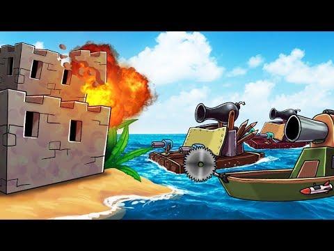 Minecraft   BASE VS BOAT FORT CHALLENGE! (Secure Base vs Secure Boat)