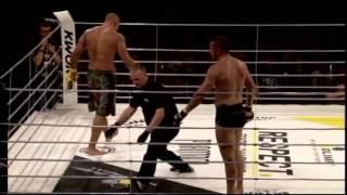 RESPECT.8 - Janosch Stefan vs. Dritan Barjamaj