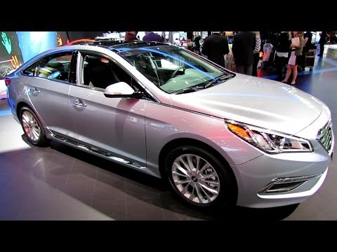 Exterior and Interior Walkaround - Debut at 2014 New York Auto Show