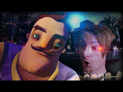 THIS GUY IS INSANE!!!    Hello Neighbor (Stealth Horror Game)