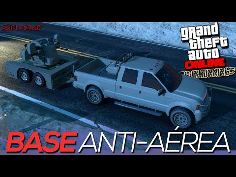 Save GTA Online: COMO TIRAR A BASE ANTI-AÉREA DO BUNKER! | DLC Gunrunning! Pictures