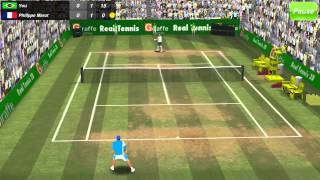 Tennis Champion 3D Android Gameplay