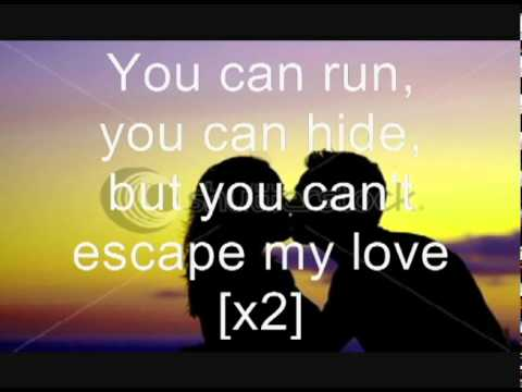 Escape - Enrique Iglesias (Lyrics on screen)